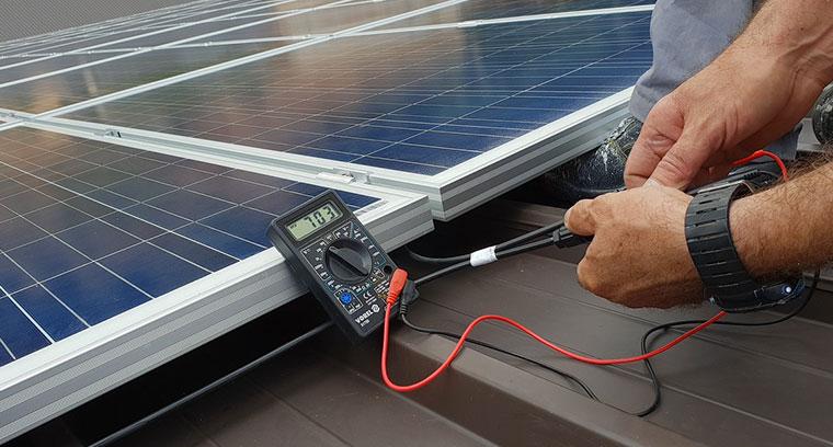 énergie solaire pau