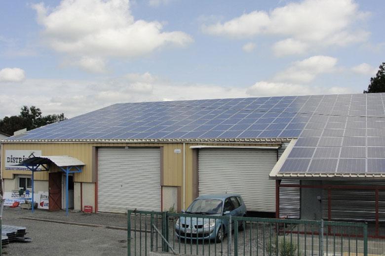 générateur photovoltaïque pau