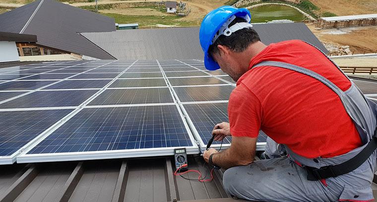 technicien photovoltaïque pau